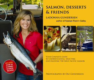 Salmon, Desserts &amp; Friends