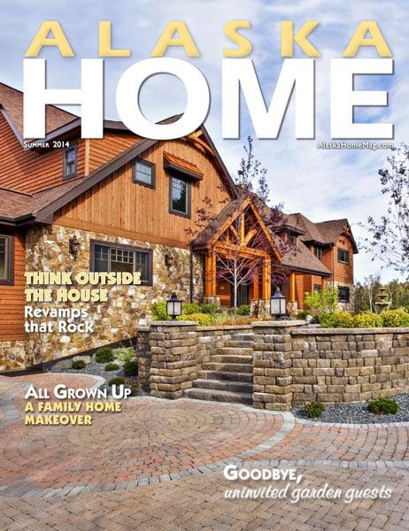 Alaska Home cover