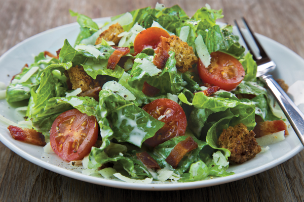... salad is a bacon lettuce blt salad with buttermilk blt salad with
