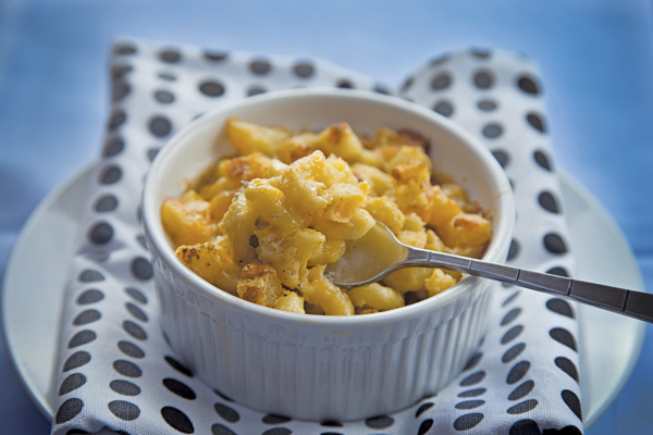 Three Cheese Mini Macaroni and Cheese