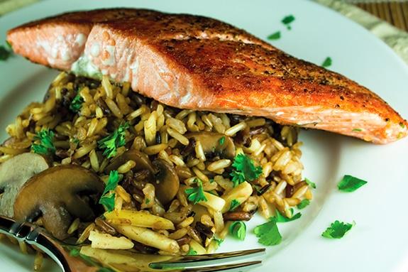 how to cook alaskan salmon